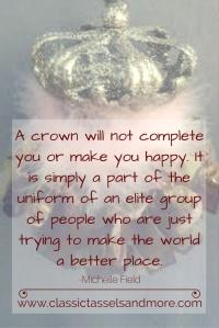 Crown Tassel | www.classictasselsandmore.com