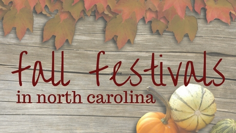 Fall Festivals to Visit in NC 2016 | www.classictasselsandmore.com