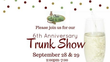 Trunk Show Blog Cover | www.classictasselsandmore.com