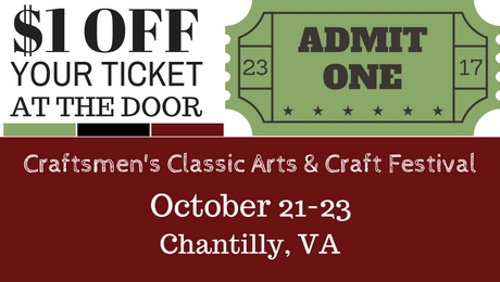 Craftsmen's Classic Chantilly Fall 2016 Coupon Cover | www.classictasselsandmore.com