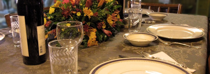 Our Favorite Thanksgiving Menu with Recipes | www.classictasselsandmore.com