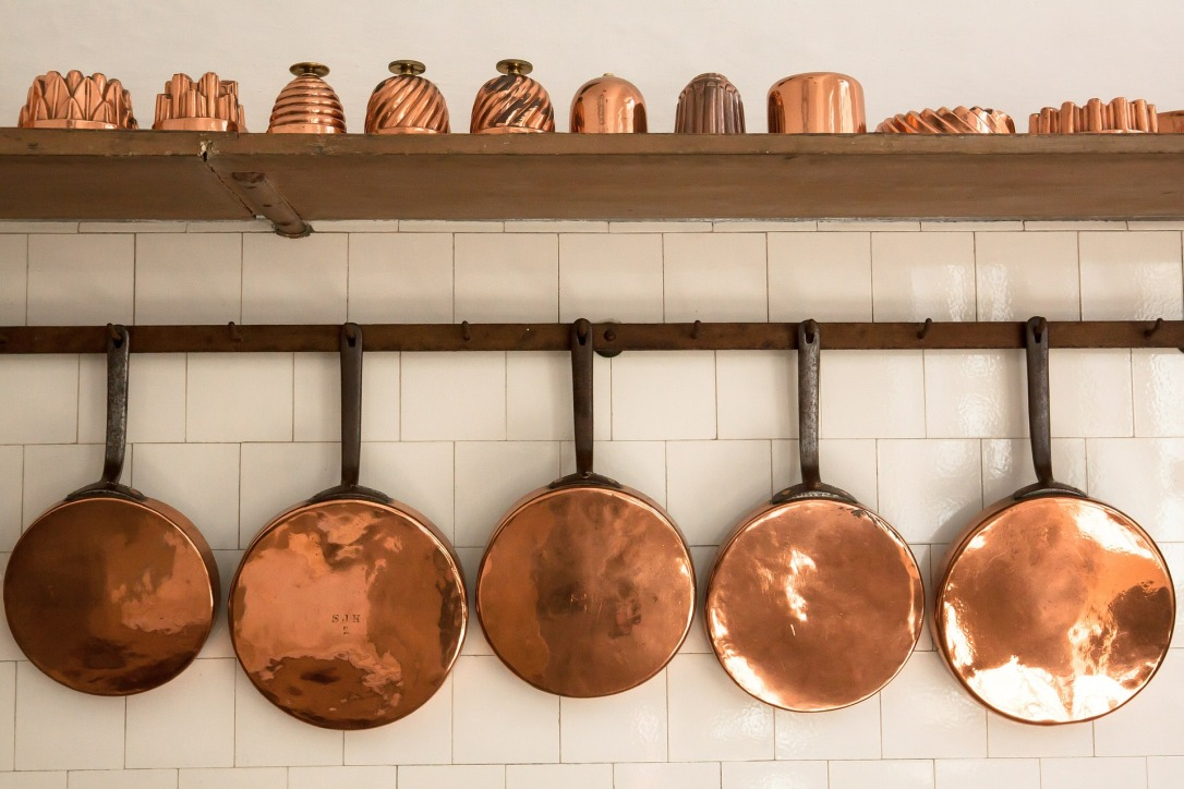 Design Trends to Watch in 2017 - copper | www.classictasselsandmore.com