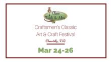 Craftsmens Classic Chantilly Show - Spring 2017 - FI 460x260 | www.classictasselsandmore.com