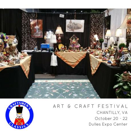 Craftsmen's Classic Save the Date Fall 2017 - www.classictasselsandmore.com (1)